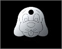 Dog Face ID Tag