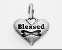 Blessed Collar Charm