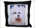 Happy Coton Pillow