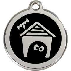 Dog House ID Tag